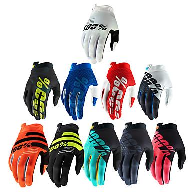 ieftine Motociclete & ATV-uri-Mănuși de bicicletă de curse 100% mtb mănuși de motocross rutier mănuși de munte