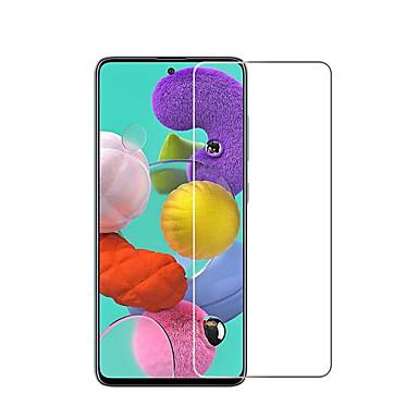 Недорогие Аксессуары для мобильных телефонов-hd закаленное стекло защитная пленка для экрана samsung galaxy a01 a11 a21 a31 a41 a51 a71 a81 a91 a10 a20 a30 a30s a40 a40s a50 a50s a70