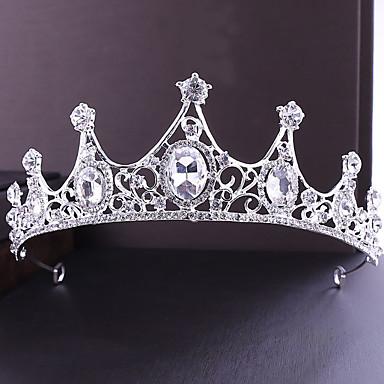 ieftine Bijuterii de Păr-Pentru femei Pentru Nuntă Petrecere / Seară Mascaradă Serie de Bijuterii Romantic Series pava Diamant sintetic Aliaj Auriu Alb Trifoi 1 buc