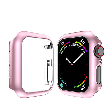 cheap Smartwatch Accessories-Cases For Apple Watch Series 5 4 3 2 1 Plastic Compatibility Apple