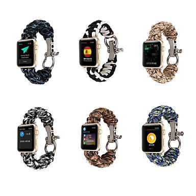 billige Apple Watch-remmer-klokkerem for apple klokker serie 5/4/3/2/1 apple DIY verktøy stoff håndleddsstropp