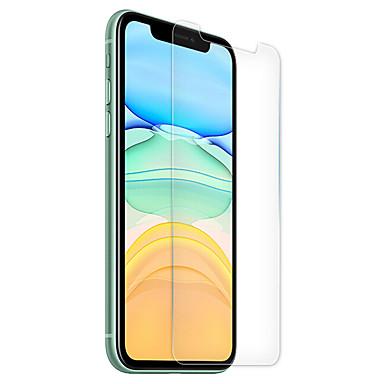 Недорогие Защитные плёнки для экрана iPhone-Защитная пленка для экрана apple iphone 11, твердость 9h, защитная пленка для экрана, 5 шт., закаленное стекло для iphone 12/11 pro max / xs max / xr