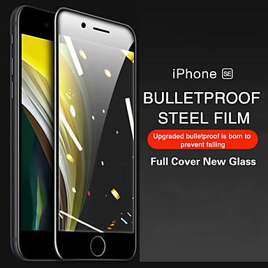Недорогие Защитные плёнки для экрана iPhone-Защитная пленка для экрана для iphone 7 8 6 6s plus iphone se 2020 11 pro x xr xs max закаленное стекло