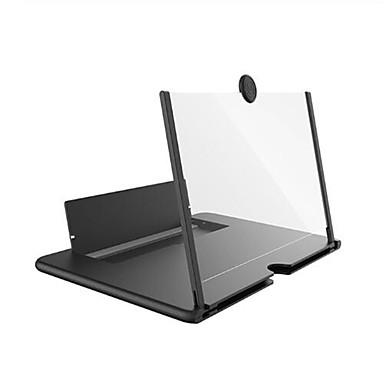 levne Kreativní příslušenství-12 palcový 3D zesilovač obrazovky mobilního telefonu Zvětšovací sklo HD stojan pro skládací obrazovku se zvětšeným držákem na ochranu očí