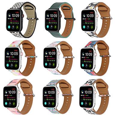 Недорогие Ремешки для Apple Watch-ремешок для часов для apple watch series 5/4/3/2/1 apple sport band стеганый ремешок из искусственной кожи
