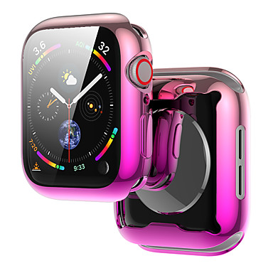 cheap Smartwatch Accessories-Cases For Apple Watch Series 5 4 3 2 1 TPU Compatibility Apple