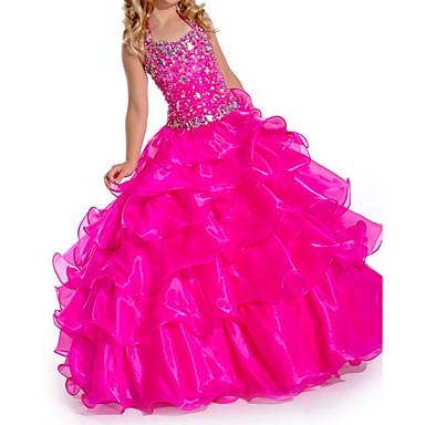 hesapli Nedime Elbiseleri-Balo Abiyesi V Yaka Yere Kadar Organze Nedime Elbisesi ile Dalgalı