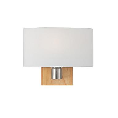 levne Vnitřní světla-Ochrana očí tradiční klasika / Nordický styl Stěnové lampy Obývací pokoj / Jídelna Sklo nástěnné svítidlo 110-120V / 220-240V 12 W