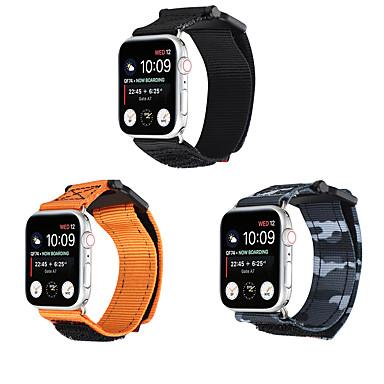 billige Apple Watch-remmer-klokkerem for apple klokker serie 5/4/3/2/1 apple diy verktøy lerret håndleddsstropp
