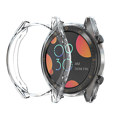 cheap Smartwatch Accessories-Cases For Huawei Watch GT TPU Compatibility Huawei