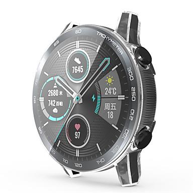 Недорогие Аксессуары для смарт-часов-чехлы для huawei honor magic watch 2 46 мм tpu совместимость huawei