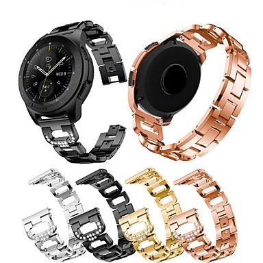 Недорогие Ремешки для часов Huawei-ремешок для часов huawei gt 2e / huawei watch gt 2 46 мм huawei ювелирный дизайн браслет из нержавеющей стали