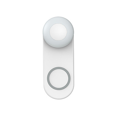 Недорогие Беспроводные зарядные устройства-ночник умный светодиодный датчик спальня прикроватная USB беспроводная зарядка защита глаз ночник