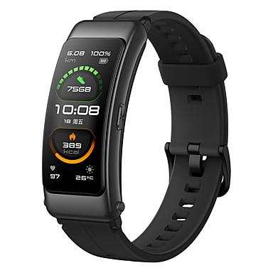 voordelige Horlogebanden voor Huawei-horlogeband voor huawei band b6 huawei sportband / moderne gesp siliconen polsband
