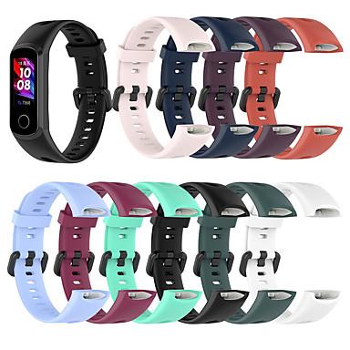 voordelige Horlogebanden voor Huawei-Horlogeband voor Huawei Honor 5i Huawei Sportband Silicone Polsband