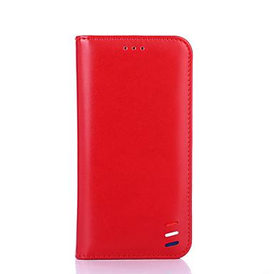 Недорогие Чехлы и чехлы-Кейс для Назначение Huawei Huawei Mate 20 lite / Huawei Mate 20 pro / Huawei Mate 20 Бумажник для карт / Флип Чехол Однотонный Кожа PU / ТПУ