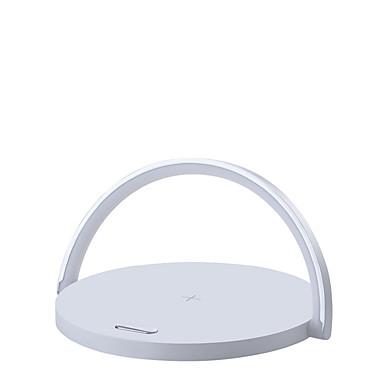 Недорогие Беспроводные зарядные устройства-настольная лампа с быстрым зарядным устройством qi для iphone 8plus x xr 8 11 pro xs max samsung s10 s9 7 s20 note10 9 зарядка ночник