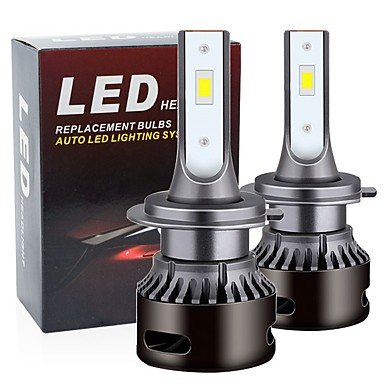 Недорогие Огни для авто-95w 12v-24v грузовые фары автомобильные фары h4 led h1 led h7 led h3 авто лампы для автомобильных фар 15000lm автомобильные аксессуары 6500k светодиодные противотуманные фары 24v