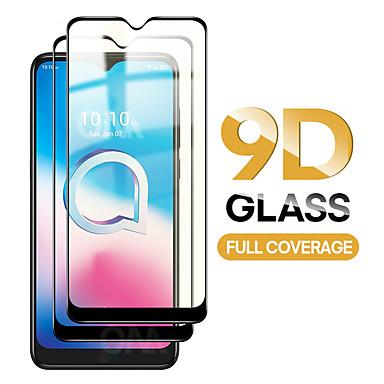 Недорогие Аксессуары для мобильных телефонов-3d полное покрытие для xiaomi redmi note 9 pro max закаленное стекло протектор экрана защитная пленка для xiaomi redmi note 9 pro / note 9s / 9/8 pro / 7s / 7 glass 9h