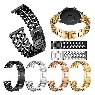preiswerte Handy-Zubehör-Uhrenarmband für Huami Amazfit Stratos 2 / Amazfit GTR 47mm / Amazfit Pace Amazfit Sport Band Edelstahl Handschlaufe