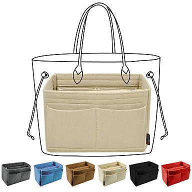 povoljno Putne torbe-uložak za organizator torbice, organizator torbice od filca s torbicom sa patentnim zatvaračem, privjesak za ključeve za organizator torbe, brzi