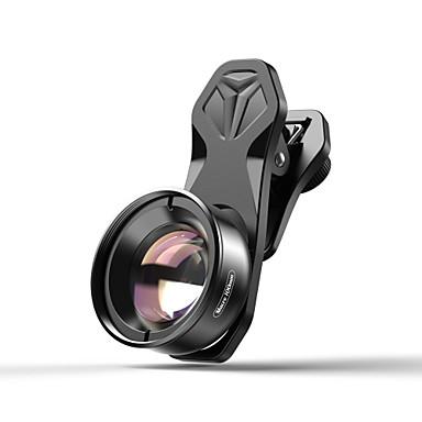 voordelige Mobiele telefoon-accessoires-mobiele telefoon lens fish-eye lens / macrolens bril 100x 40 mm 40-70 m 95 ° creatief / nieuw design / cool