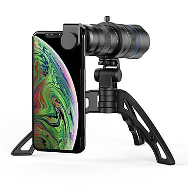 olcso Mobiltelefon tartozékok-mobiltelefon lencse hosszú fókuszos lencse szemüveg 10x és felett 50 mm 5 m 4,8-8,8 ° kreatív / új design / menő