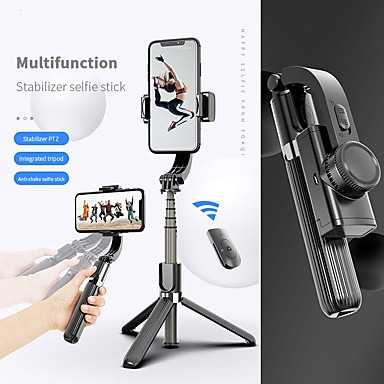 cheap Bluetooth selfie stick-LITBest Selfie Stick Bluetooth Extendable Max Length 86 cm For Universal Android / iOS Universal