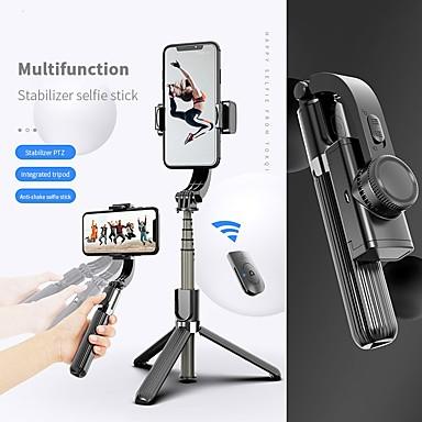 voordelige Bluetooth selfiestick-litbest selfiestick bluetooth verlengbaar max. lengte 86 cm voor universeel android / ios universeel