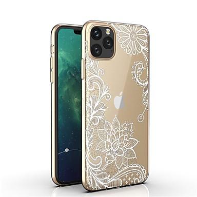 Недорогие Кейсы для iPhone-чехол для apple iphone 12 pro max с прозрачным рисунком, задняя крышка, цветочная тпу, мягкий iphone 12 mini se 2020 11 pro xr xs max 7 8 plus