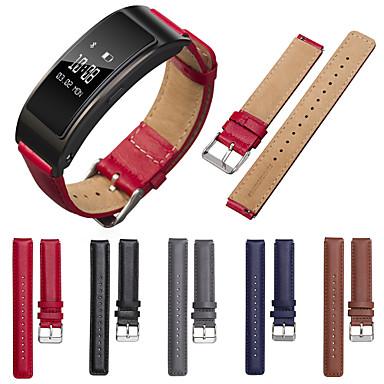 povoljno Pogledajte vrpce za Huawei-Pogledajte Band za Huawei B3 / Huawei Band B6 Huawei Sportski remen Prava koža Traka za ruku