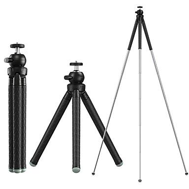 olcso Mobiltelefon tartozékok-1m állítható állítható élő közvetítésű multifunkciós állványos kamera állvány tartóval& telefon bilincs