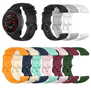 levne Příslušenství pro mobilní telefony-pro náramek Garmin Forerunner 745 Band Silikon Smartwatch 22mm Popruh pro Garmin Forerunner745 Příslušenství hodinek na zápěstí