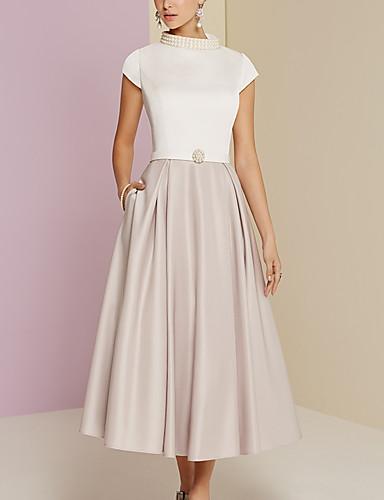 vintage mother of the bride dresses tea length