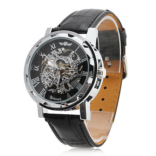 Часы швейцарские бювет скелетоны