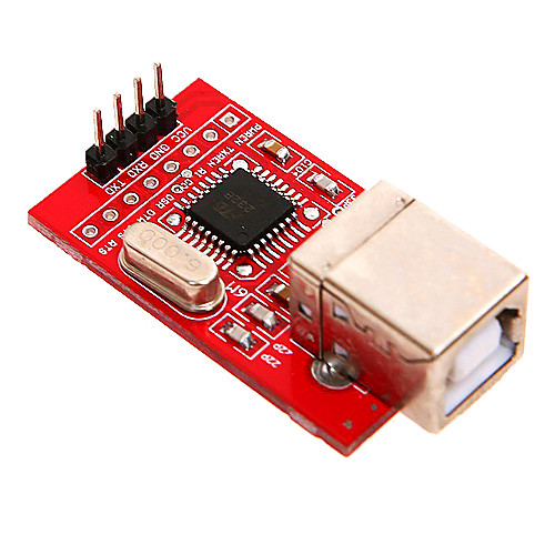 SparkFuns FTDI Basic Breakout as an AVR programmer