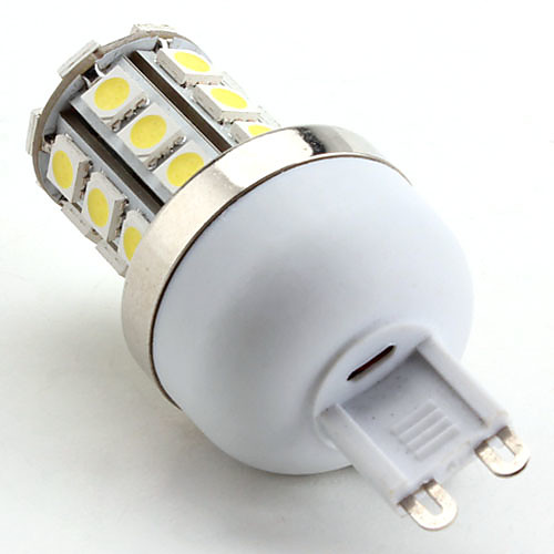 Какой мощностью бывают лампочки g9 220 v