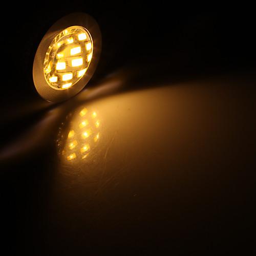 led spotlight 16 smd lm warm white k ac 110