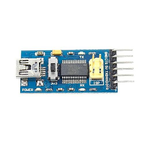 Arduino Mini USB serial adapter projects - Arduino