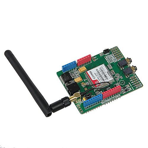 ARDUINO UNO: GSM Shield Test