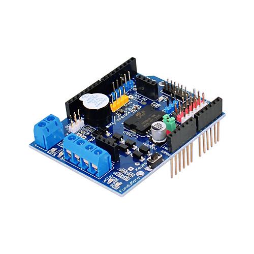 Motor Shield - Arduino motor/stepper/servo control