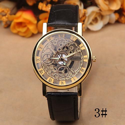 Оригинальные круглые наручные часы