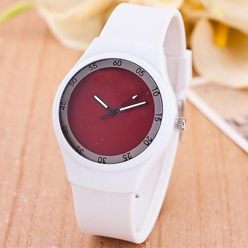 Часы настольные Потертый шик - Белый - Полистоун