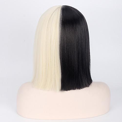 Musta Blonds suku puoli