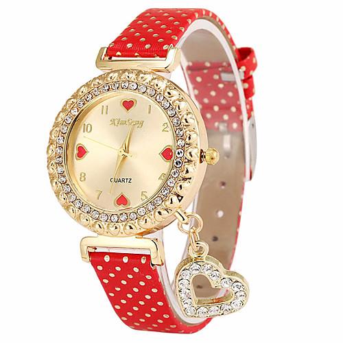 Часы женские в кристалле