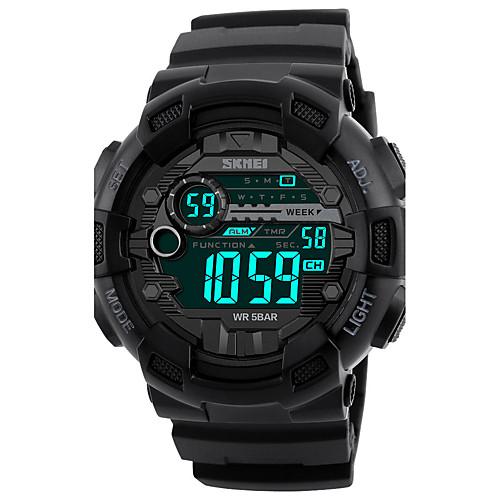 5ATM - 50m - 165ft Big Watch World