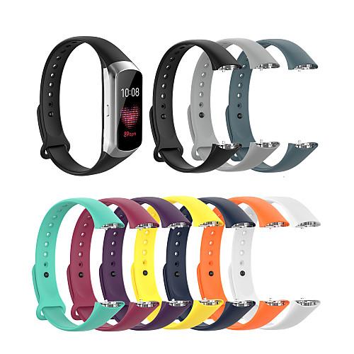 Watch Band for Samsung Galaxy Fit SM-R370 Samsung Sport Band Silicone Wrist Strap