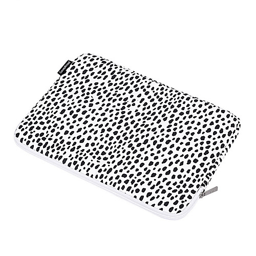 11.6 12 13.3 14.1 15.6 inch Universal Leopard Print Retro Water-resistant shockproof Laptop Sleeve Case Bag for Surface/Xiaomi/HP/Dell/Samsung/Sony