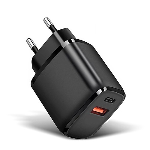 20 W Output Power USB USB C PD Charger Fast Charger Phone Charger Home Charger Portable Charger Wall Charger QC 3.0 Fast Charge For Xiaomi Cell Phone HUAWEI Apple iPhone 12 11 pro SE X XS XR 8