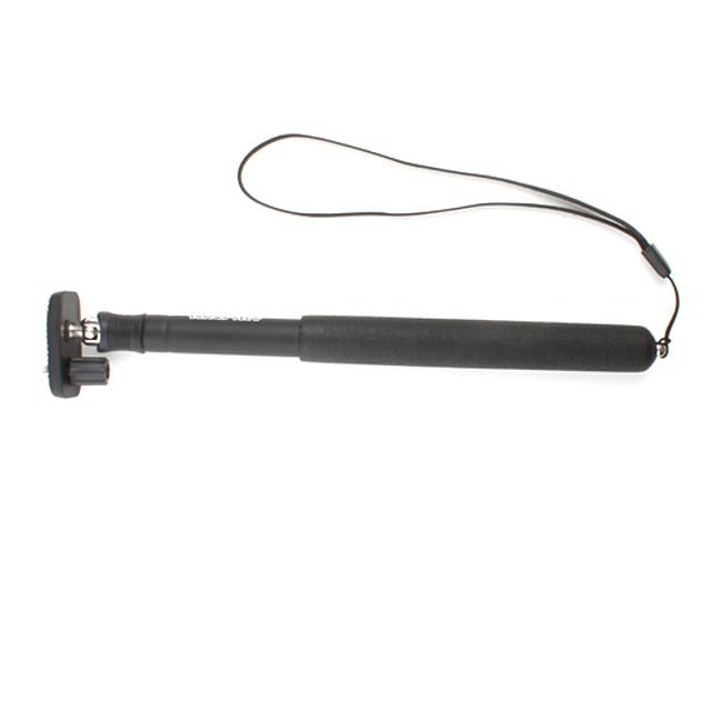 otel inoxidabil camera monopied